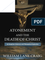 Atonement and the Death of Christ by William Lane Craig [Craig, William Lane]