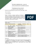 [ICS03-13650] Metodologia das Ciências Sociais II - Maira Covre-Sussai e Ignacio Cano