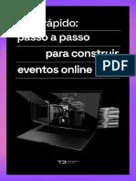 EBOOK Guia Rápido Eventos Online