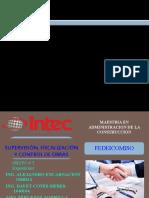 Fedeicomiso Rd Intec Final