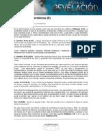 Destruyendo Fortalezas II - Ap. Sergio Enríquez