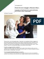INTERVISTA COSTANTINI - CORRIERE DELLA SERA