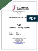 Manual Etiquetadora Industrial 80640