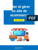Extrait - Créer et gérer un site e-commerce