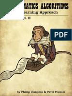 Phillip Compeau, Pavel Pevzner - Bioinformatics Algorithms_ An Active Learning Approach. vol2(2015)