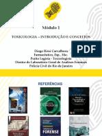 Módulo 1 - Toxicologia - Introdução, conceitos e fundamentos (1)