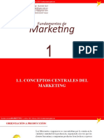 1 EL CONCEPTO DE MARKETING