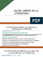 LA FIGURA DEL HÉROE EN LA LITERATURA