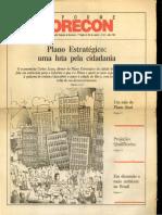 corecon -  informe