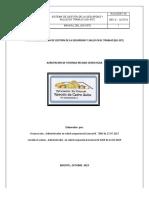 Manual de Sistema de Gestion de La Seguridad y Salud en Eltrabajo_conjunto Residencial Recodo de Cedro Suba