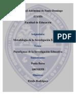 Pula Flores-Paradigmas de Investigación Educativa..