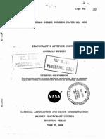 Spacecraft 8 Attitude Control Anomaly Report