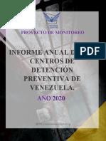 Informe Anual 2020 Una Ventana a la Libertad