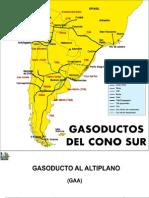 Gasoductos Bolivia