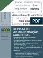 Revista de Administração Municipal - RAM