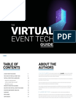 The Virtual Event Tech Guide 2020 1