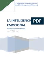 1. Inteligencia Emocional Autor Marta Teijido