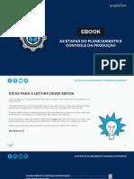 ebook Etapas do PCP