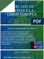 MERCADO DE DIVISAS Y LA UNION EUROPEA