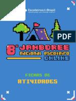 Fichas de Atividade Do Jamboree