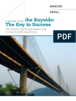 Asia on the Buyside - Key to Success