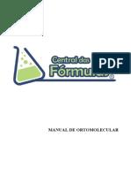 Manual Medicina Ortomolecular