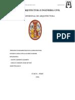Arquiteectura Contemporanea 1
