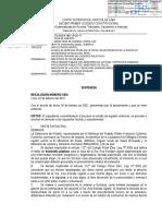 Primer caso de Eiutanasia - Sentencia Ana Estrada 250221