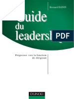 Livre Guide Du Leadership