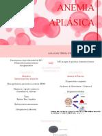 5. Anemia aplásica