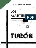 Libro Martires de Turon