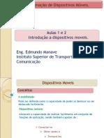 Aulas 1-2 PDM