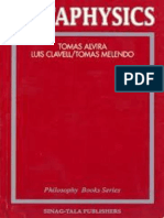 (9788800853033) Tomás Alvira, Luis Clavell, Tomás Melendo - Metaphysics_ The philosophy of reality (translated)