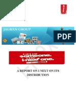 DAINIK JAGRAN REPORT