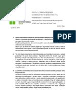Questões Ciências Sociais e Humanas_Tiago Teles