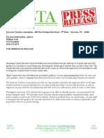 2.25.20 STA Press Release