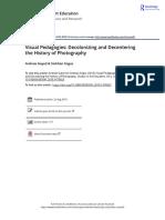 Visual Pedagogies