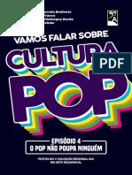 Livro Cultura Pop EST