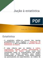 aula 1 - Introdução à estatística