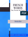 French Words. Past, Present, and Future