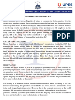 UPES ADR Fest General Factsheet -Quarter Final Round (N)