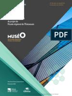 Étude de faisabilité du projet de Musée régional de l'Outaouais 2021