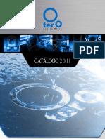 Catálogo 2011- Otero