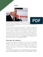 PDVSA maleada