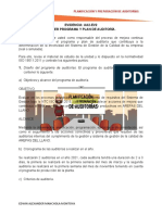 AA2 Ev2 Taller Programa y Plan de Auditoria
