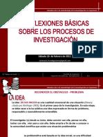Aspectos Import Antes Sobre La Investigacion 1