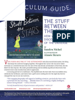 The Stuff Between the Stars Curriculum Guide