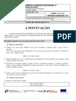 FICHA DE TRABALHO Nº 3_pontuação