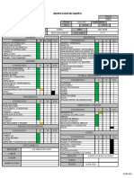 Check List Plataforma 2630ES
