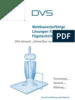 DVS-Aluminiumschweissen